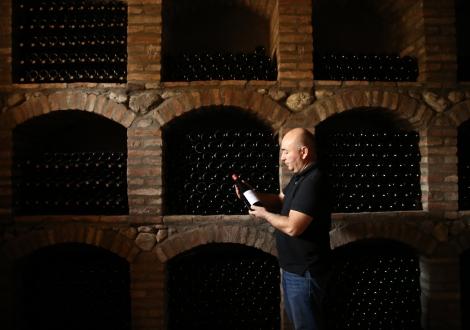 Все, что вы хотели знать о винах из квеври: мастер-класс Гиорги Дакишвили. Часть I