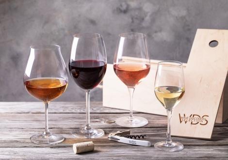 Как размер бокала влияет на аромат и вкус вина