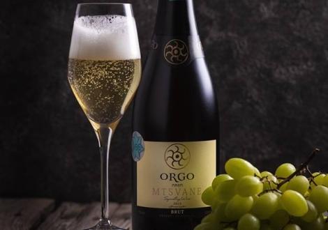 Orgo Mtsvane - первый в мире брют из квеври