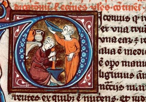 Когда появились монастырские вина?