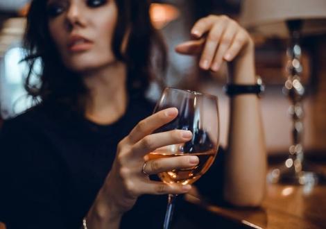 Дегустация оранжевых вин в МАМА  ГОЧІ